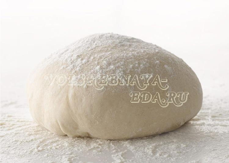 Тесто для лазаньи рецепт