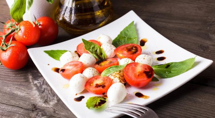 Капрезе. Рецепт салата капрезе по-итальянски