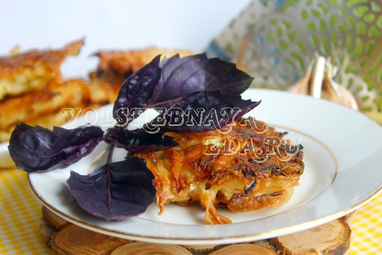 Рецепт котлет из капусты с манкой