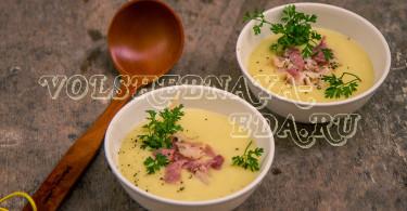 Картофельный суп-пюре рецепт с фото