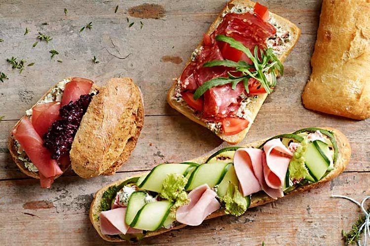 виды бутербродов. Какие бывают бутерброды