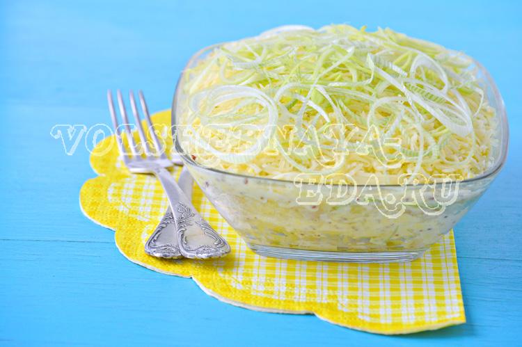 Белый кит рецепт с фото
