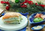 Суши торт рецепт с фото