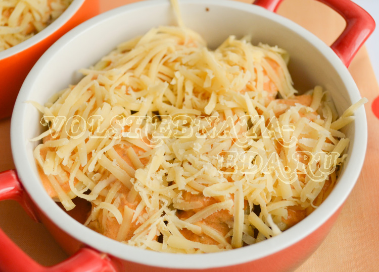 Фаршированные ракушки под томатным соусом – кулинарный рецепт