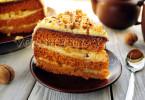 Торт в мультиварке. Как приготовить медовый торт в мультиварке рецепт с фото