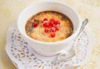 Крем-брюле пошаговый рецепт с фото