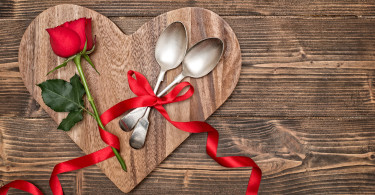Меню романтического ужина, блюда романтического ужина