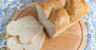 Итальянский молочный хлеб