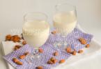 Миндальное молоко базовый рецепт