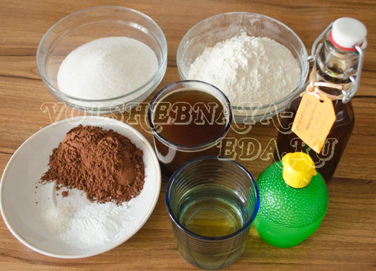 Постные апельсиновые, лимонные или шоколадные пряники – кулинарный рецепт