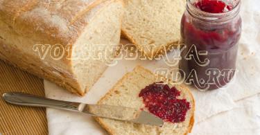 Цельнозерновой хлеб в домашних условиях