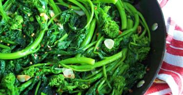 Рапини, или Листовая брокколи