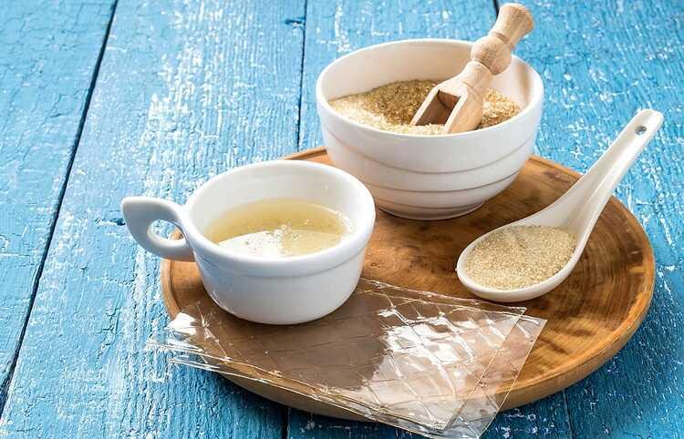Пищевой желатин польза и вред для организма