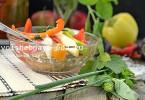 Салат-ассорти на зиму из сладких перцев и фруктов