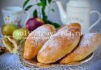 Пирожки из яблок
