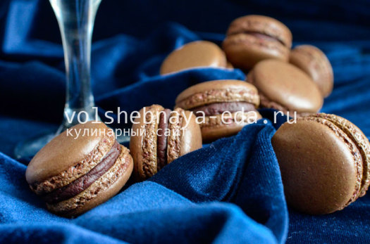 Макаруны - пошаговый рецепт с фото