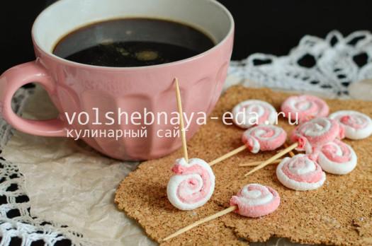 Маршмеллоу в домашних условиях:пошаговый рецепт с фото