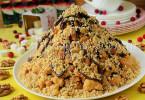 Торт Муравейник пошаговый рецепт