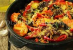 рецепт промаринованная говядина в духовке