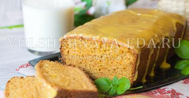 кекс со сгущенкой рецепт с фото