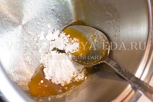 Маффины со сгущенкой – кулинарный рецепт