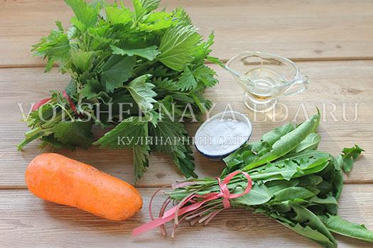 Salat-iz-krapivy-i-listev-oduvanchika-1