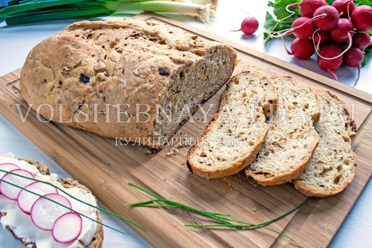 Хлеб с жареным луком (Zwiebelbro)