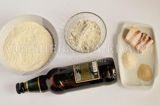 Хмельной хлеб – кулинарный рецепт