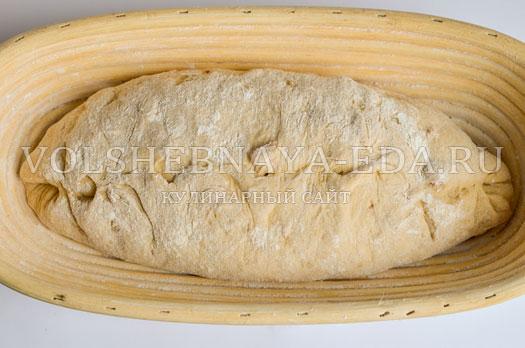 Ржаной хлеб на темном пиве – кулинарный рецепт