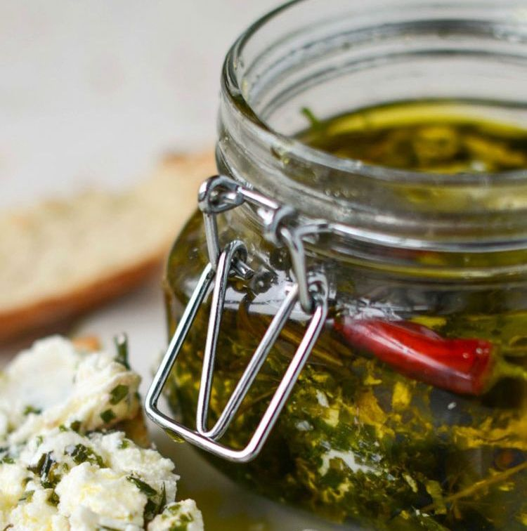 Добавки к оливковому маслу