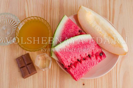 fruktovyj-led-arbuz-dynja-s-shokoladom-1