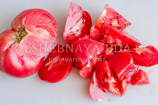 Суп томатный с кукурузой – кулинарный рецепт