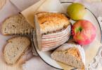 Йогуртовый хлеб на остатках закваски