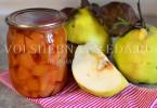 Варенье из айвы на зиму пошаговый рецепт с фото