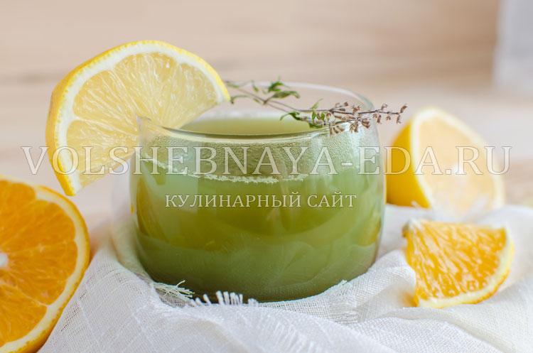 Чай матча с ароматическими добавками