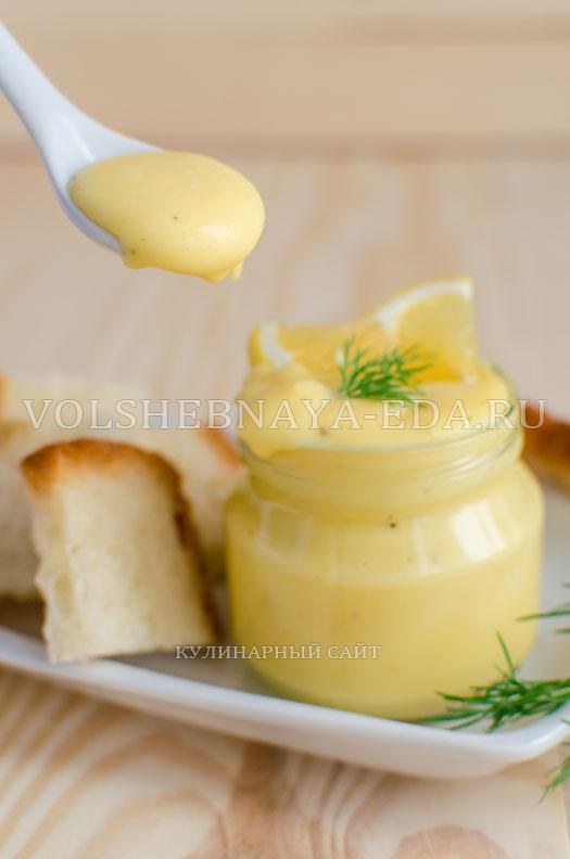 Яйца бенедикт под голландским соусом – кулинарный рецепт