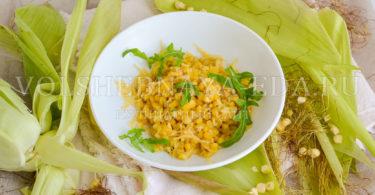 Сливочная кукуруза