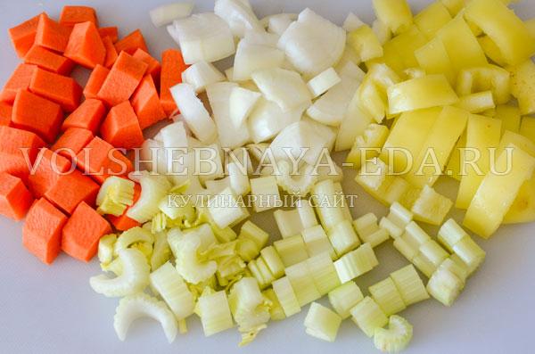 Суп-пюре из кабачков – кулинарный рецепт