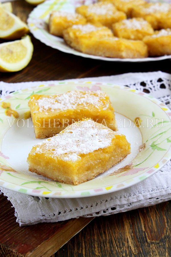 lemon bars 3