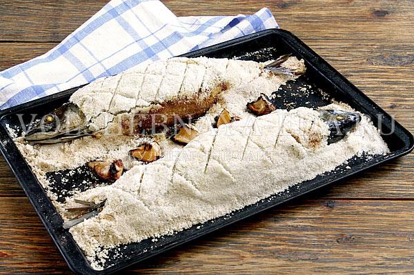 ryba v soli v duxovke 7