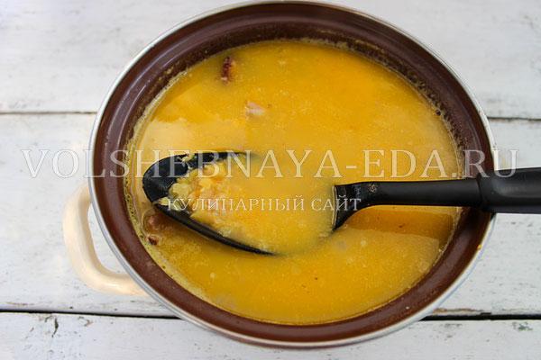 gorohovyj sup 4