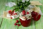 Клубнично-малиновый конфитюр