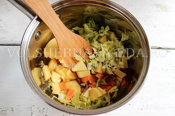 kurinyj sup pyure s seldereem 2
