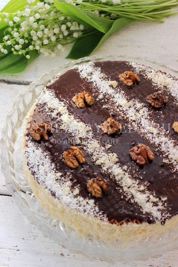 tort iz vafelnyh korzhej 10