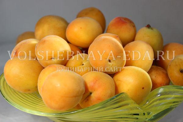 varene iz abrikosov s yadryshkami 1