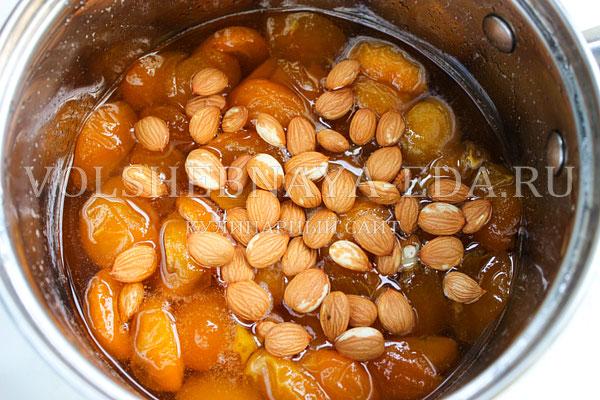varene iz abrikosov s yadryshkami 6
