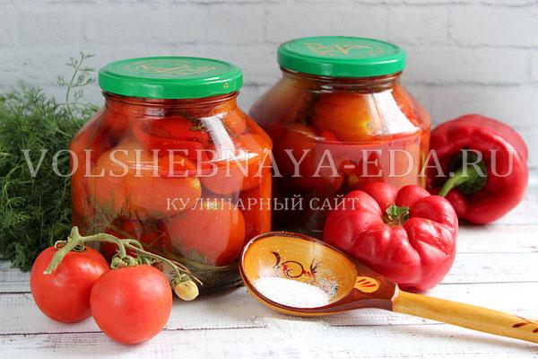 marinovannye pomidory s limonnoj kislotoj 7