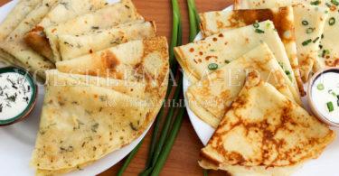 Картофельные блины (из сырого и вареного картофеля)