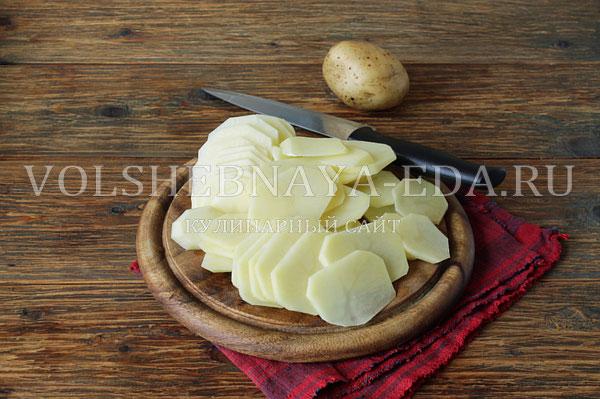 kartofelnyj graten dofinua 2