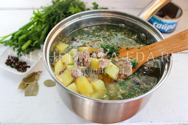 rybnyj sup iz konservov 5